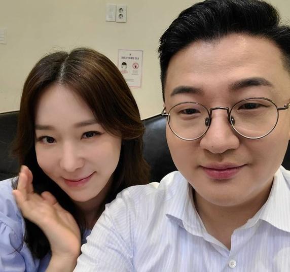 28일 방송인 이지혜의 남편 문재완이 광고 제안을 받았다고 고백했다. /사진=인스타그램 캡처