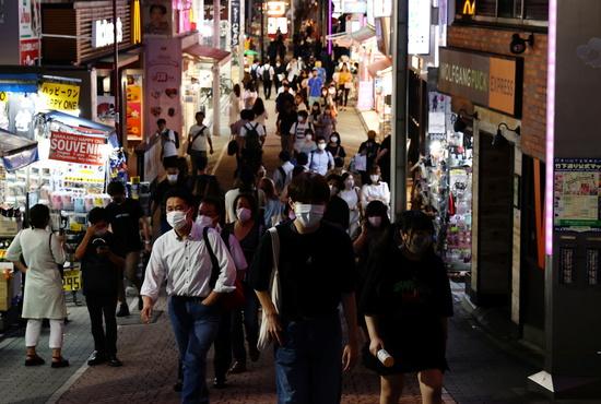 일본 신규 확진 9576명 '역대 최다'… 도쿄올림픽 중단?