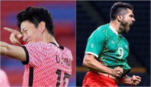 4강 길목에서 만난 한국 vs 멕시코… 올림픽에서만 3연속 맞대결