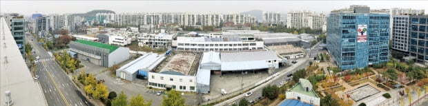 코엑스 1.7배 '현대프리미어캠퍼스' 강서… '핫플레이스' 뜬다