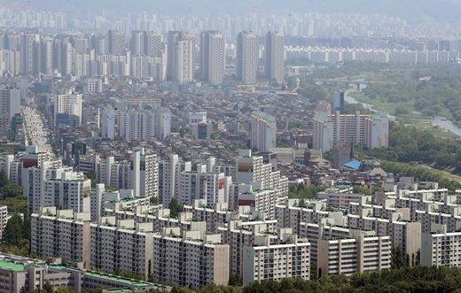 6월 주택 거래량 8.9만건… 전년 동기 대비 35.8%↓