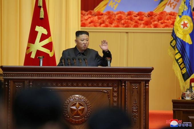 김정은 북한 국무위원장./사진=로이터