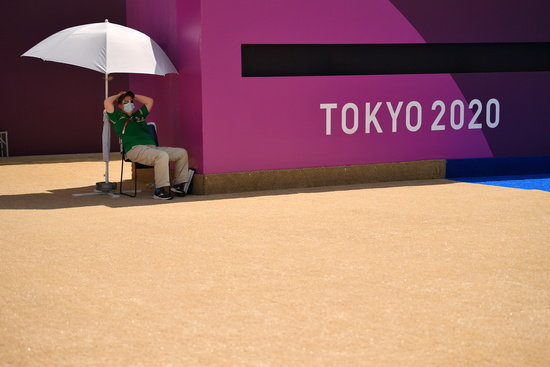 日 5G 구축에 국내 기업이… 도쿄올림픽 속 차오르는 '국뽕'