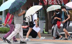 [오늘 날씨] 우산 챙기세요… 기온 약간 떨어져도 '꿉꿉해'