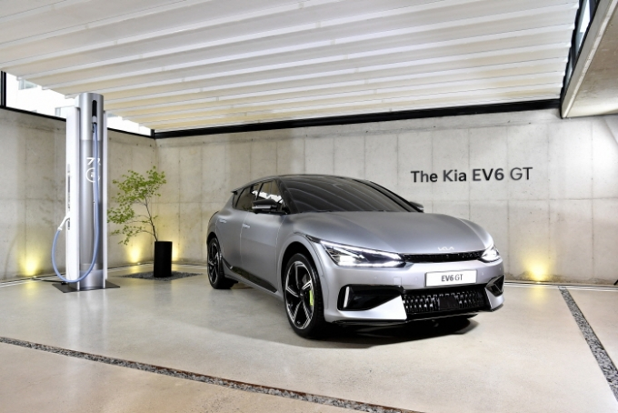 기아 EV6 GT /사진제공=기아