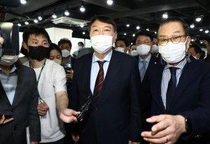 '윤석열 품는 국민의힘' 테마주 열기 후끈, 수혜기업 살펴보니