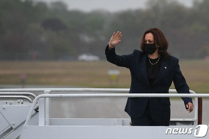 카멀라 해리스 미국 부통령 © AFP=뉴스1