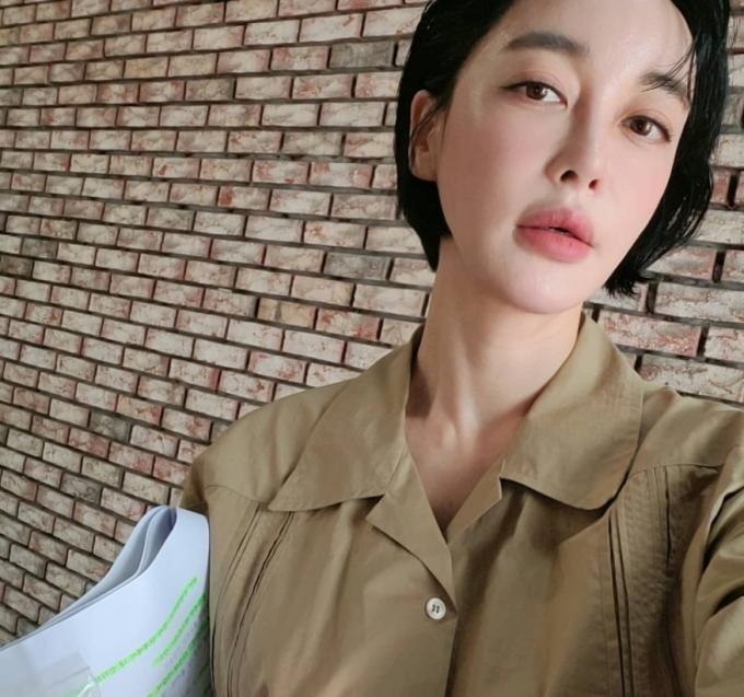 배우 김혜은/사진=배우 김혜은 공식 인스타그램 갈무리