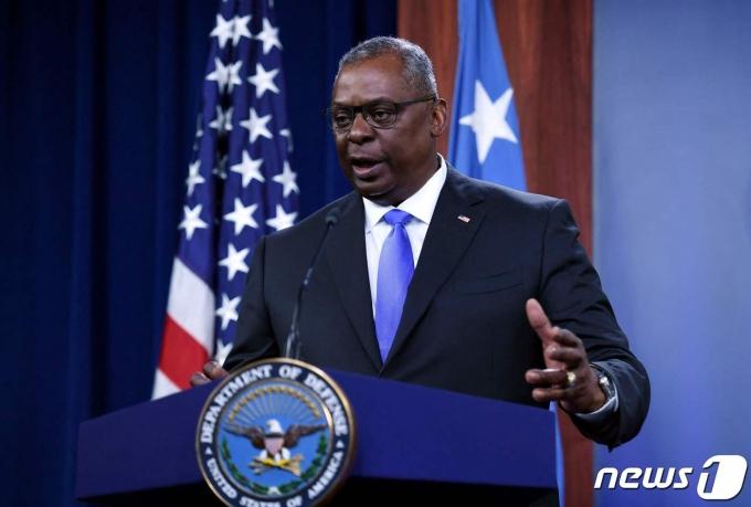 로이드 오스틴 미국 국방장관. © AFP=뉴스1