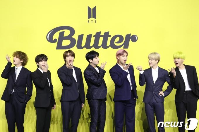 그룹 방탄소년단(BTS) /뉴스1 © News1 권현진 기자