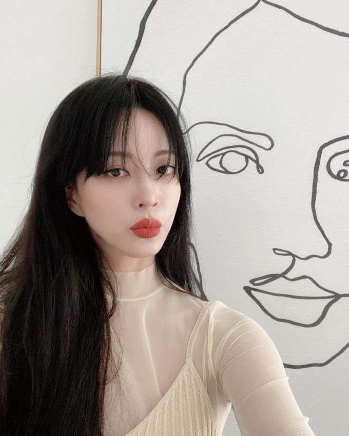 배우 한예슬/ 사진=한예슬 인스타그램 © 뉴스1