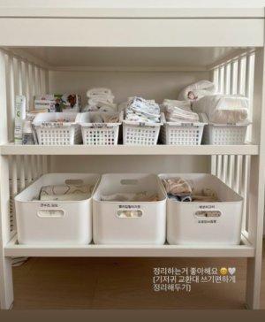 """'정리여왕' 된 한지혜, 살림솜씨 공개… """"남편이 반할만하네"""""""
