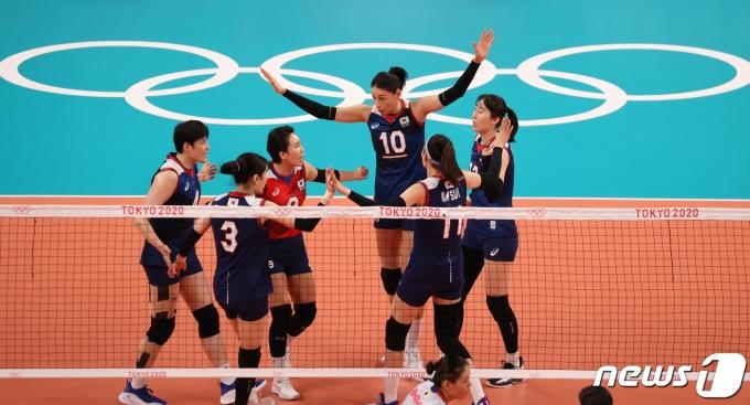 [사진] '올림픽 승리를 위해'