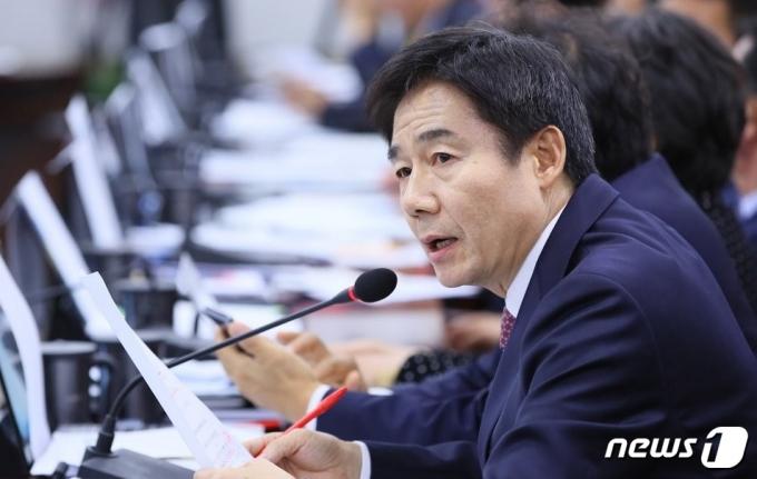 이용호 무소속 의원. © 뉴스1