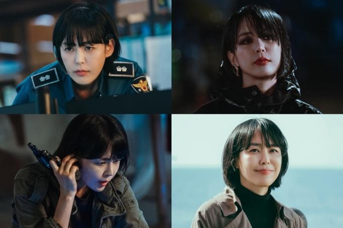 이하나 / tvN '보이스4' 제공 사진 © 뉴스1