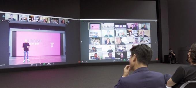 협업의 산실인 현대차그룹 디자인 센터. /사진제공=현대차그룹
