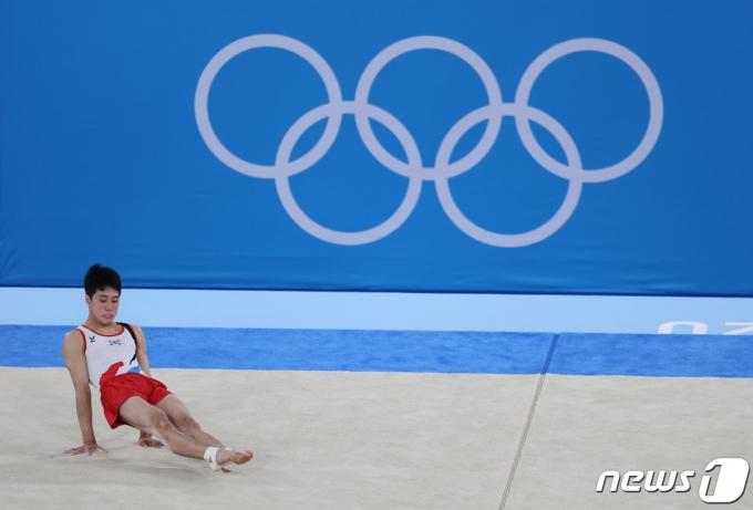 [사진] 류성현 '최선을 다해'