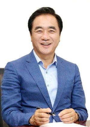 """정장선 평택시장 """"인구 100만 미래 첨단도시로 도약"""" 청사진 밝혀"""