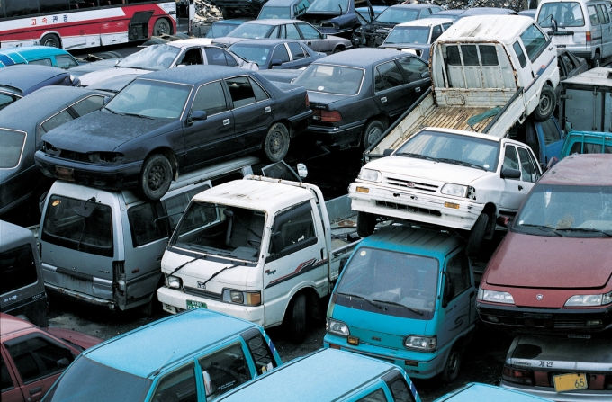 국내에서 자동차 구매→ 폐차까지 걸리는 시간이 평균 15.6년으로 조사됐다. 사진은 기사 내용과 무관함. /사진=이미지투데이