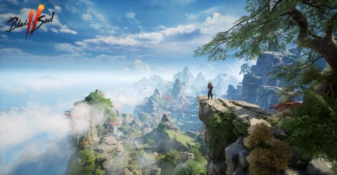 엔씨소프트의 멀티플랫폼 MMORPG '블레이드&소울 2'가 오는 26일 출시된다. /사진제공=엔씨소프트