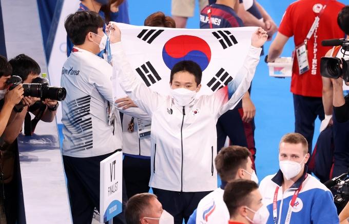 양궁·펜싱·체조 올림픽 메달… 기업 '뚝심' 있었다