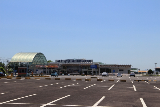 사천공항의 하늘길이 오는 4일부터 다시 열린다. /사진=뉴시스(사천시)