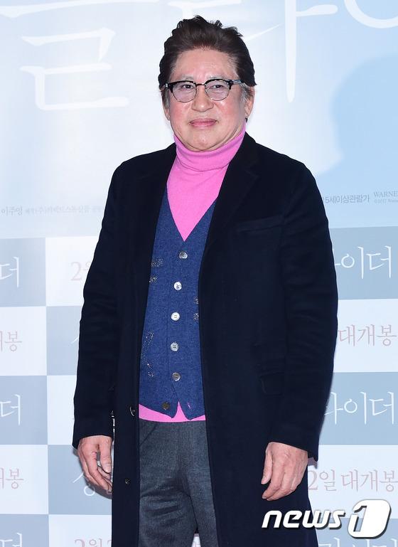 배우 김용건 © News1 권현진 기자