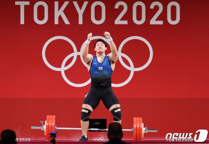 [사진] 진윤성 '185kg 실패'