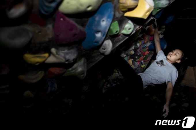2020 도쿄 올림픽에 출전하는 서채현. 2019.12.31/뉴스1 © News1 이재명 기자
