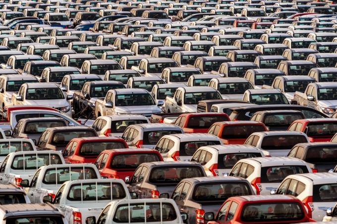 전북 군산시가 2023년 상반기 개장을 목표로 새만금 자동차수출복합센터 조성에 박차를 가하고 있다. 사진은 기사 내용과 관련 없음. /사진=이미지투데이