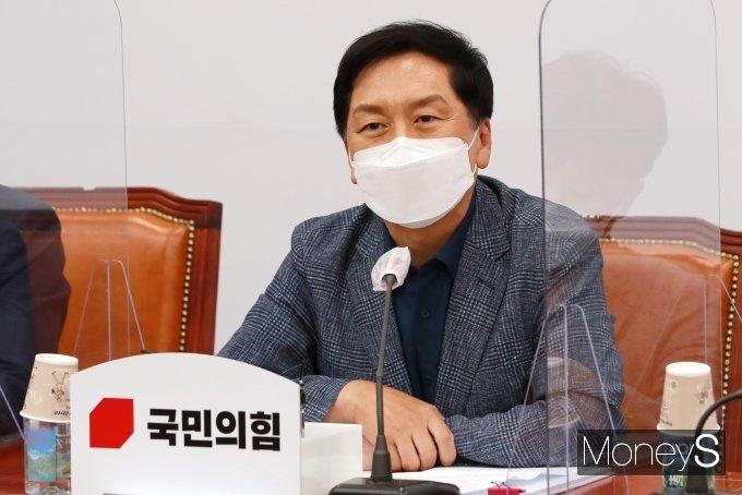 [머니S포토] '나는 국대다 시즌2' 인사말 하는 김기현