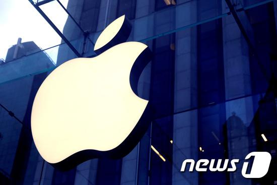 애플 로고 © 로이터=뉴스1