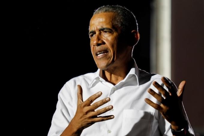 미국 매체들은 지난 4일(이하 현지시각) 보도를 통해 버락 오바마 전 미국 대통령이 오는 7일 자신의 60세 생일 파티 규모를 축소하기로 결정했다고 전했다.  /사진-로이터