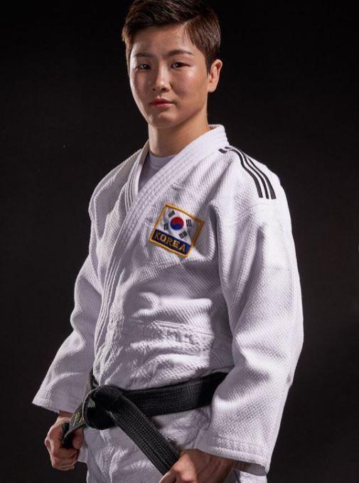 여자 유도 국가대표 강유정 선수가 음성기반 SNS 클럽하우스에서 2020 도쿄올림픽 출전 뒷 이야기를 전한다. /사진=강유정 인스타그램