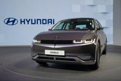 현대차·기아 전기차, 올해 美서 날았다… 13개 모델 앞세워 6만대 판매