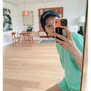 """'출산 1개월' 한지혜, 슬림한 몸매...""""애 엄마 맞아?"""""""