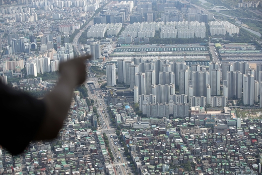 한국부동산원 '2021년 8월 1주(2일 기준) 전국 주간 아파트 가격동향'에 따르면 전국 아파트값 상승률은 0.28%로 집계됐다. /사진=뉴시스