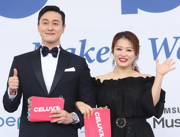 김원효♥심진화, 김밥집 식중독 사과… 무슨 관계?