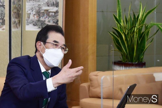 """[머니S포토] 농협 이성희 """"대한민국 발전, 국가유공자와 후손들 헌신·희생으로 만들어져"""""""