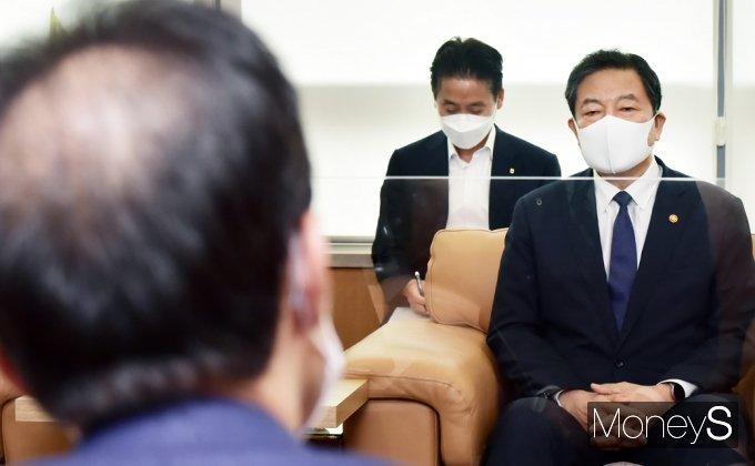 """[머니S포토] 보훈처 황기철, """"농협, 늘 보훈문화 확산에 앞장 서…"""""""