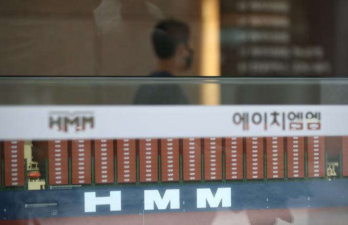 HMM 노사가 9월1일 임금협상을 재개한다. / 사진=뉴스1 임세영 기자