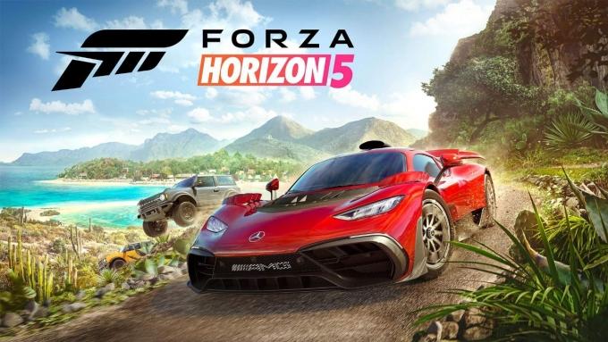 마이크로소프트(MS)가 오는 11월9일 출시를 앞둔 오픈월드 레이싱 게임 '포르자 호라이즌 5'(Forza Horizon 5)의 게임플레이 영상과 커버 카(cover car)를 게임스컴 2021에서 공개했다. /사진제공=마이크로소프트
