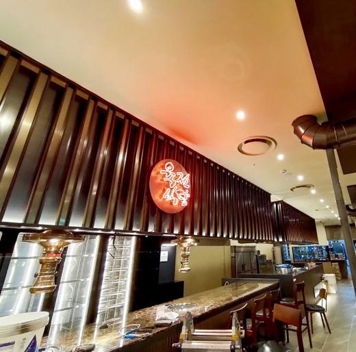 육전식당 내부./사진=육전식당 홈페이지