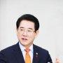 김영록 전남지사, 대권주자 이재명 꺾고 '1위 탈환'…장석웅 교육감 '28개월 연속' 1위