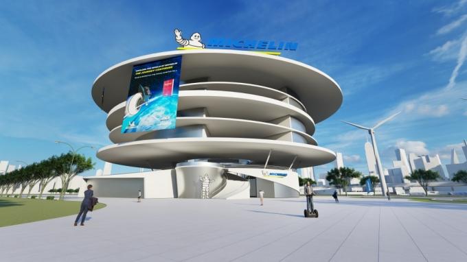 미쉐린이 '제2회 미쉐린 모터사이클 타이어 가상 전시회'를 연말까지 개최한다. /사진=미쉐린