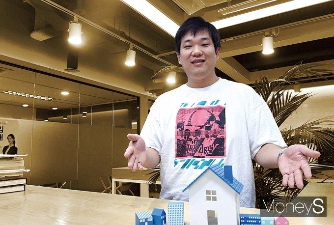 한유순 스테이션3 대표(사진·39)는 지난 8월 31일 서울 서초구 서초대로 스테이션3 사옥에서 머니S와 인터뷰를 했다. /사진=장동규 기자