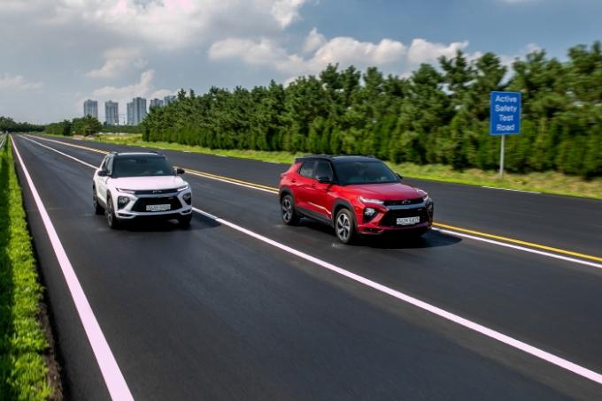 '자율車' 역량 강화… GM, 청라 주행시험장에 '능동 안전 시험로' 완공
