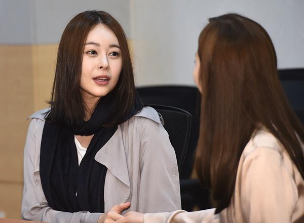 배우 허이재가 유일하게 고마운 여배우로  김해숙을 언급했다. /사진=뉴스1