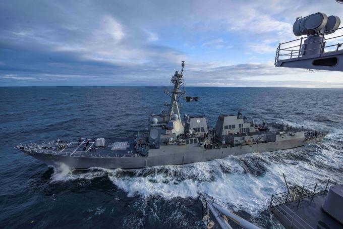 15일(이하 현지시각) 사우스차이나모닝포스트(SCMP)에 따르면 미국 국방부가 지난달 29일과 30일 알래스카 알류샨 열도 근처에서 4척의 중국 군함을 목격했다고 밝혔다. 사진은 기사내용과 무관함. /사진=로이터