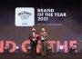 잭다니엘스, '2021 올해의 브랜드 대상' 1위 선정